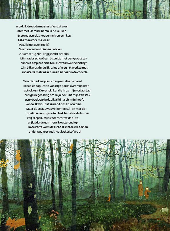 Chuck Groenink • Ochtendwandeling