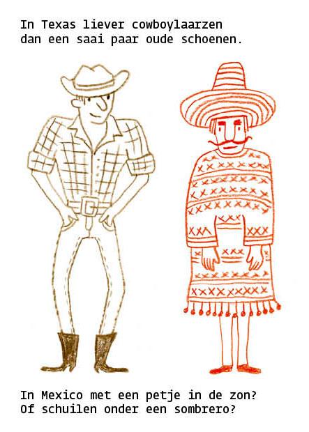 Texas • Mexico