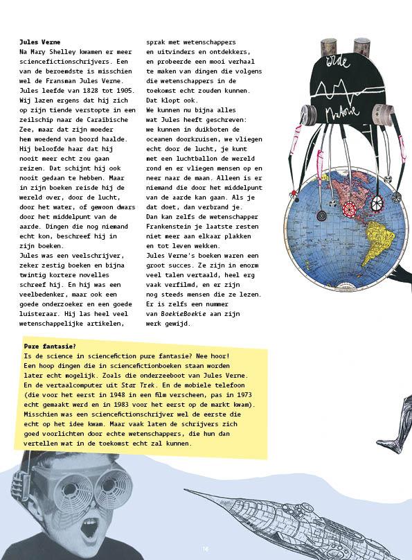 Werkelijke waarheden • Tekst Hartog & Hartog • illustraties Inge Nouws